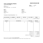 template preview imageSales Invoice Excel template