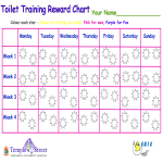 template topic preview image Training Chart