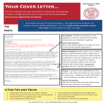 template topic preview image Effective Cover Letter for Job Application