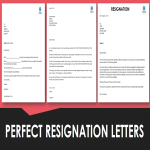 thumbnail topic Resignation Letter Templates