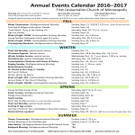 template topic preview image Annual Event Calendar