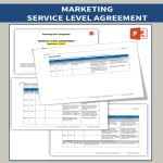 template topic preview image Marketing Service Level Agreement