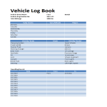 template topic preview image Vehicle Log Book Excel