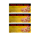 template topic preview image Pizza or Meal Delivery Coupon