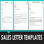Article topic thumb image for Sales Letter