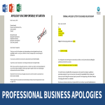 template topic preview image Business Apology Letters