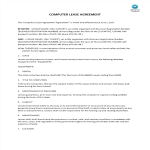 image Hardware Lease Agreement