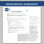 template topic preview image Room Rental Lease Agreement