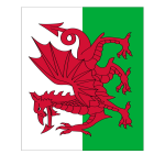 template preview imageWales Flag