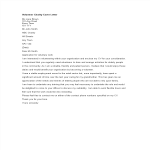 template topic preview image Volunteer Charity Cover Letter