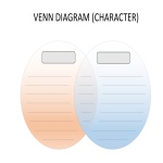 template topic preview image Colored Venn Diagram template