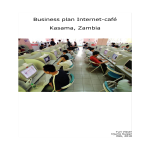 template topic preview image Internet Cafe Business Plan
