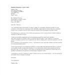 template topic preview image Volunteer Hospital Cover Letter