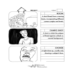 template topic preview image Short Film Storyboard