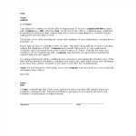 template topic preview image Appointment Letter for New Employee