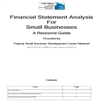 template topic preview image Comparative Financial Statement Analysis