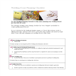 template topic preview image Wedding Event Planner Checklist