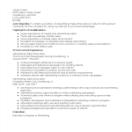 template topic preview image Advertising Sales Executive Resume