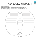 template topic preview image Venn Diagram template with lining