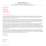 template topic preview image Cover letter Customer Relationship Manager