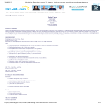 template topic preview image Professional Marketing Executive Resume