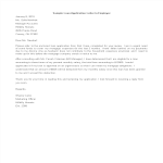 template preview imageEmployee Loan Application Letter
