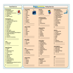 template preview imageTravel Packing Checklist PDF