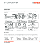 template topic preview image Sample Storyboard Template For Film And Video