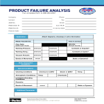 template topic preview image Product Failure Analysis