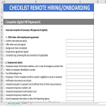 template topic preview image Remote onboarding template