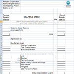 template topic preview image Model Balance Sheet Excel Template
