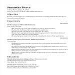 template topic preview image Patent Attorney Resume
