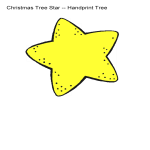 template topic preview image Christmas Tree Star