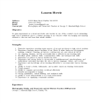 template topic preview image High School Art Teacher Resume