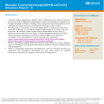 template preview imageCoronavirus Outbreak Daily Situation Report