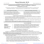 template topic preview image Clinical Research Resume Sample