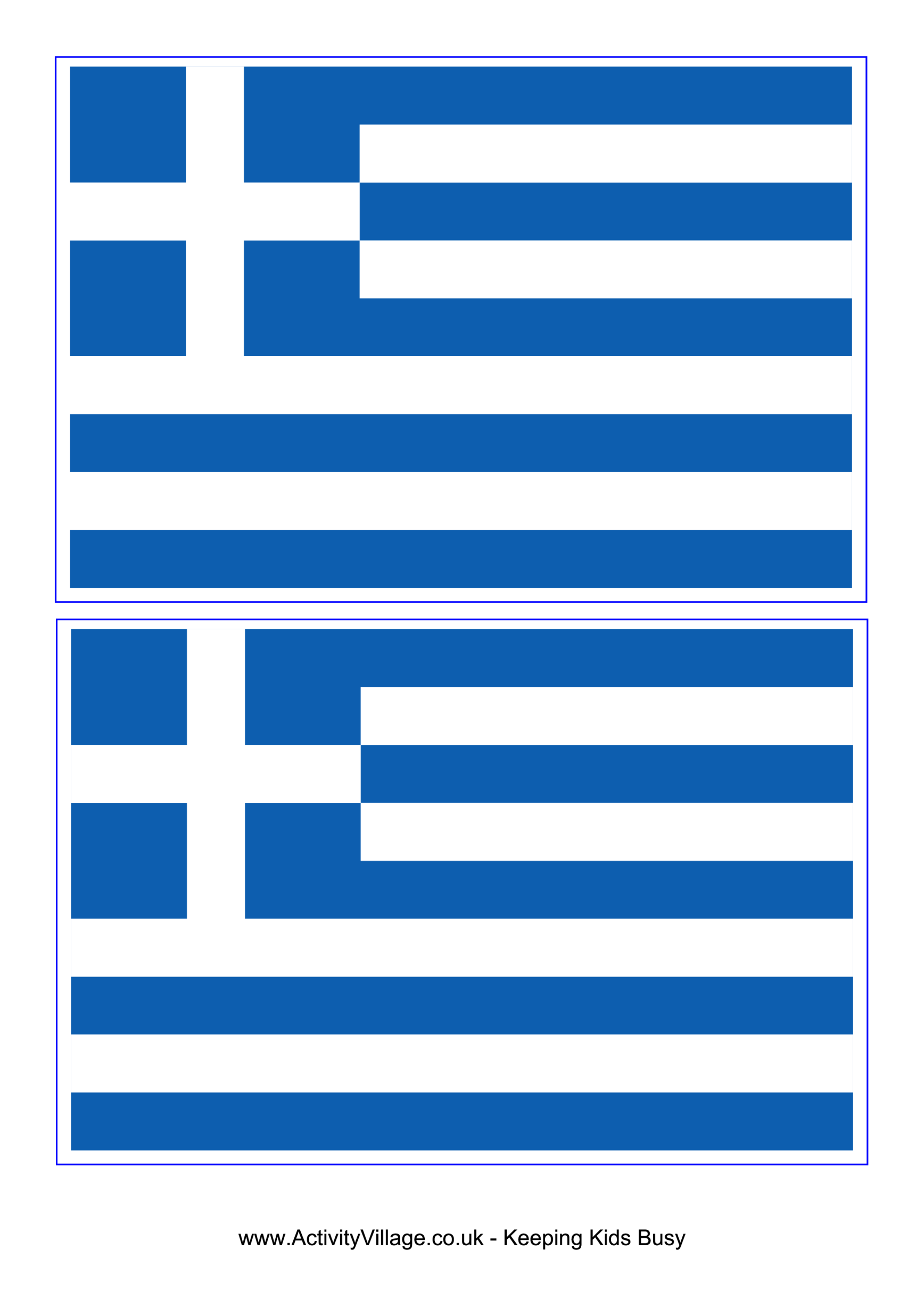 template preview imageFlag Greece