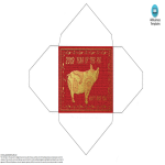 template topic preview image 2019 chinese pig year red envelope