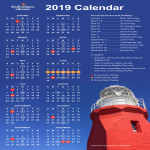 template topic preview image School calendar 2019