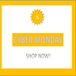 template topic preview image Cyber-Monday Sales Banner