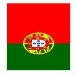 template preview imagePortugal Flag