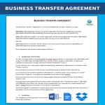 template topic preview image Business Purchase Agreement