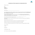 template topic preview image Reference Letter, Requested by Employee