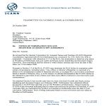 template topic preview image Official Notice Of Termination Letter