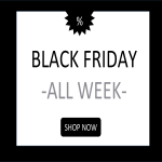 template topic preview image Black Friday Sales Poster