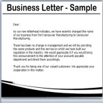 thumbnail topic Top 10 Business Letters