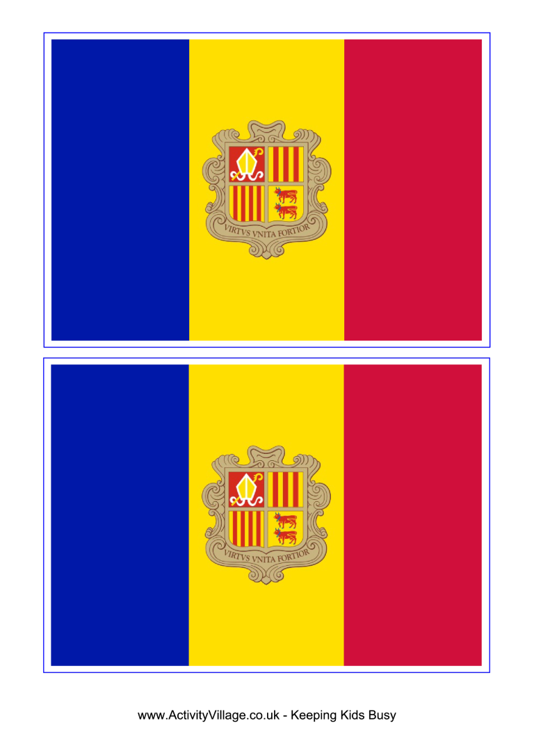 template topic preview image Andorra Flag