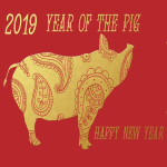 thumbnail topic Chinese New Year 2019, year of the Pig