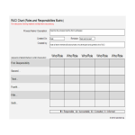 template topic preview image raci chart excel worksheet