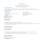 template topic preview image Cv Maintenance Electrician